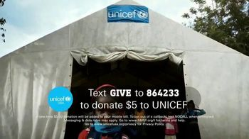 UNICEF TV Spot, 'Every Child Deserves a Childhood' - Thumbnail 9