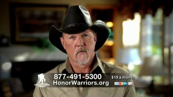 Wounded Warrior Project TV Spot, 'Beyond Grateful' Featuring Trace Adkins - Thumbnail 3