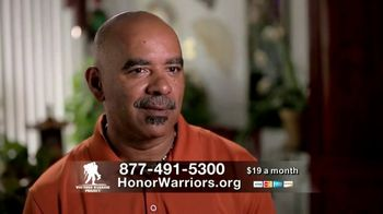 Wounded Warrior Project TV Spot, 'Beyond Grateful' Featuring Trace Adkins - Thumbnail 4