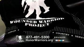 Wounded Warrior Project TV Spot, 'Beyond Grateful' Featuring Trace Adkins - Thumbnail 5