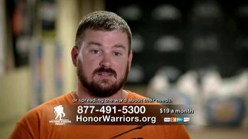 Wounded Warrior Project TV Spot, 'Beyond Grateful' Featuring Trace Adkins - Thumbnail 8