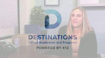 K12 Destinations Career Academies TV Spot, 'Ready for the Future' - Thumbnail 3