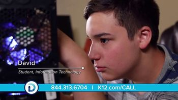 K12 Destinations Career Academies TV Spot, 'Ready for the Future' - Thumbnail 8