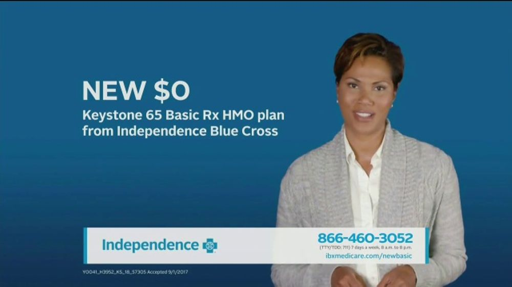 Independence Blue Cross Keystone 65 Basic Plan Rx HMO Plan ...