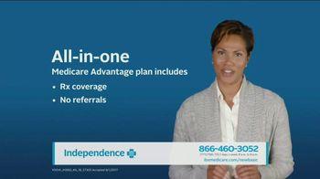 Independence Blue Cross Keystone 65 Basic Plan Rx HMO Plan TV Spot, 'Call' - Thumbnail 6