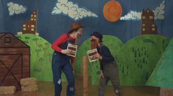 Hatfield & McCoy Jerky TV Spot, 'Hatfield and McCoy Fighting!' - Thumbnail 1