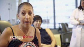 MD Anderson Cancer Center TV Spot, 'Erika' - Thumbnail 8
