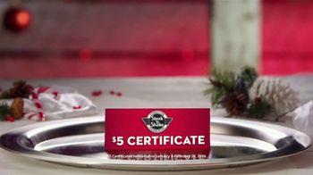 Steak 'n Shake TV Spot, 'Holiday Gift Cards' - Thumbnail 6
