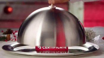 Steak 'n Shake TV Spot, 'Holiday Gift Cards' - Thumbnail 5