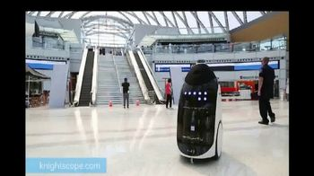 The Future Is Here. Autonomous Security Robots. thumbnail