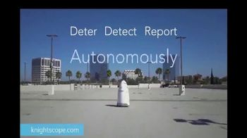 Knightscope TV Spot, 'The Future Is Here. Autonomous Security Robots.' - Thumbnail 7