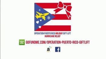 Spirit Airlines TV Spot, 'Operation Puerto Rico Gift-Lift' - Thumbnail 9