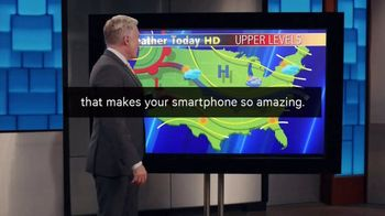 Qualcomm TV Spot, 'Weather Report' - Thumbnail 5