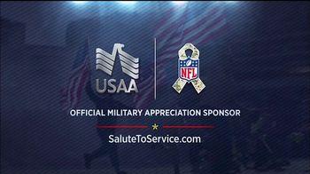 USAA TV Spot, 'Salute to Service: Seattle Seahawks' - Thumbnail 8