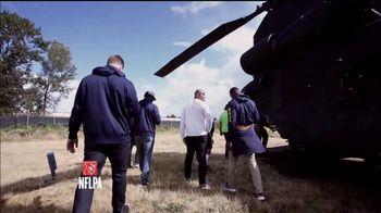 USAA TV Spot, 'Salute to Service: Seattle Seahawks' - Thumbnail 4