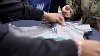 USAA TV Spot, 'Salute to Service: Seattle Seahawks' - Thumbnail 6