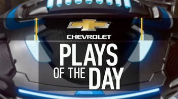 Chevrolet TV Spot, 'FOX Sports: Plays of the Day' [T1] - Thumbnail 1