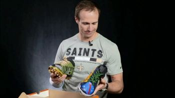 USAA TV Spot, 'Salute to Service: My Cause, My Cleats' Featuring Drew Brees - 7 commercial airings