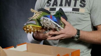 USAA TV Spot, 'Salute to Service: My Cause, My Cleats' Featuring Drew Brees - Thumbnail 7