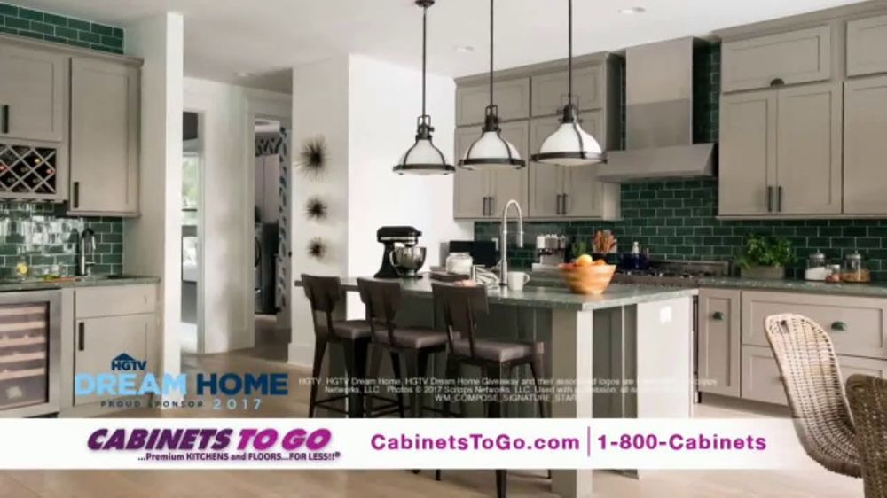 Cabinets To Go Year End Sale TV Commercial, U0027December Is Hereu0027   ISpot.tv