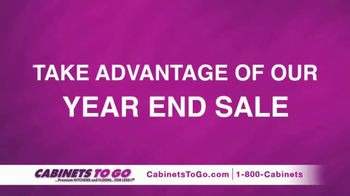 Cabinets To Go Year End Sale TV Spot, 'December is Here' - Thumbnail 2