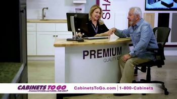 Cabinets To Go Year End Sale TV Spot, 'December is Here' - Thumbnail 7