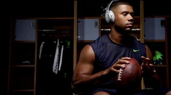 Bose TV Spot, 'Electrifying' Featuring Russell Wilson - 1 commercial airings