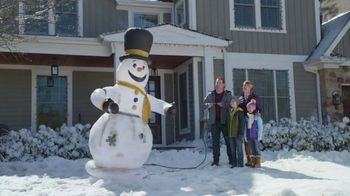 Lowe's TV Spot, 'Snowman: Outdoor Christmas Decorations'