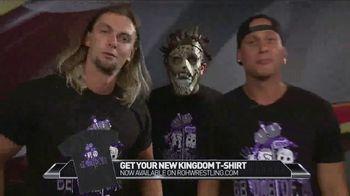 ROH Wrestling TV Spot, 'Kingdom T-Shirt' - Thumbnail 9