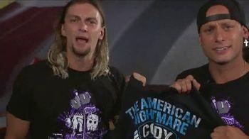 ROH Wrestling TV Spot, 'Kingdom T-Shirt' - Thumbnail 7