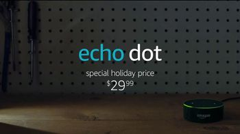 Amazon Echo Dot TV Spot, 'Alexa Moments: Locked Out: Holiday Price' - Thumbnail 9
