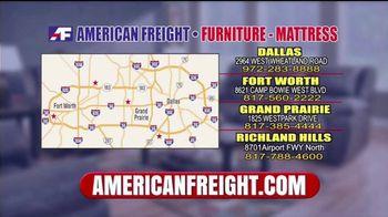 American Freight Gran Venta de Etiqueta Roja TV Spot, 'Recamaras' [Spanish] - Thumbnail 7