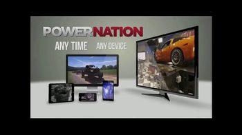 PowerNation TV App TV Spot, 'Anytime on Any Device'