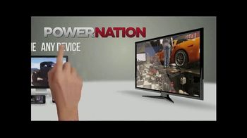 PowerNation TV App TV Spot, 'Anytime on Any Device' - Thumbnail 4