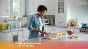Bayer Asteroid Studies TV Spot, 'Living With Fibroids' - Thumbnail 1