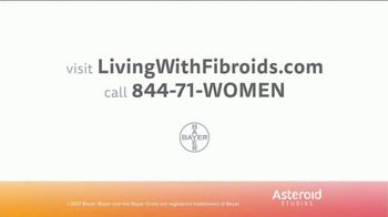 Bayer Asteroid Studies TV Spot, 'Living With Fibroids' - Thumbnail 8