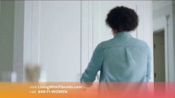 Bayer Asteroid Studies TV Spot, 'Living With Fibroids' - Thumbnail 2