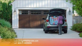 Bayer Asteroid Studies TV Spot, 'Living With Fibroids' - Thumbnail 6