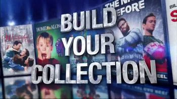 DIRECTV Cinema Holiday Sale TV Spot, \'Build Your Collection\'