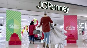 JCPenney TV Spot, 'Holiday Challenge: Krysta' Song by Sia - Thumbnail 3