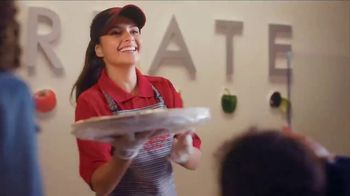 Papa Murphy's Signature Bacon Bacon Bacon Pizza TV Spot, 'Law of Un-Baked' - Thumbnail 5
