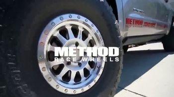 Method Race Wheels TV Spot, 'Lighter. Stronger. Faster.' - Thumbnail 1