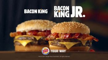 Burger King Bacon King Jr. TV Spot, 'Small Package' - Thumbnail 9
