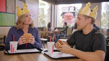 Burger King Bacon King Jr. TV Spot, 'Small Package' - Thumbnail 2