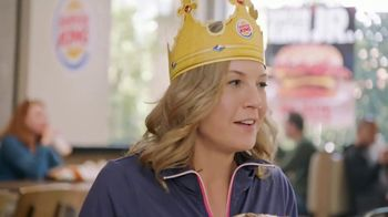 Burger King Bacon King Jr. TV Spot, 'Small Package' - Thumbnail 4