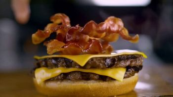 Burger King Bacon King Jr. TV Spot, 'Small Package' - Thumbnail 6