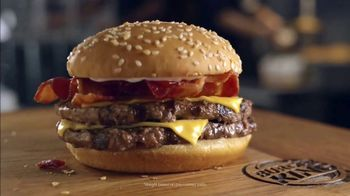 Burger King Bacon King Jr. TV Spot, 'Small Package' - Thumbnail 8