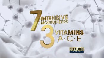Gold Bond Ultimate Healing TV Spot, 'Winter: Dry and Crinkly' - Thumbnail 6