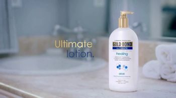 Gold Bond Ultimate Healing TV Spot, 'Winter: Dry and Crinkly' - Thumbnail 8