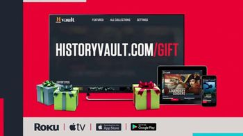 History Vault TV Spot, 'Holidays: Perfect Gift for the History Buffs' - Thumbnail 10